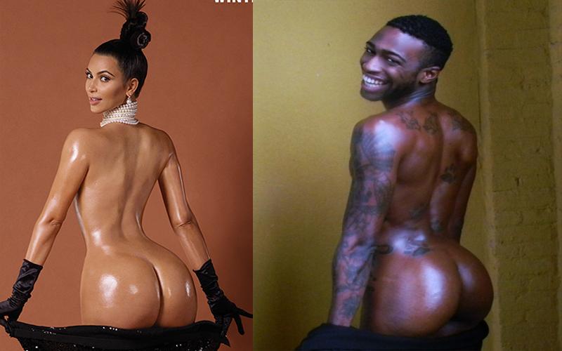 Porn Star Hot Rod Tries To Break The Internet: Recreates Kim ...