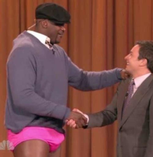 How big is shaqs dick