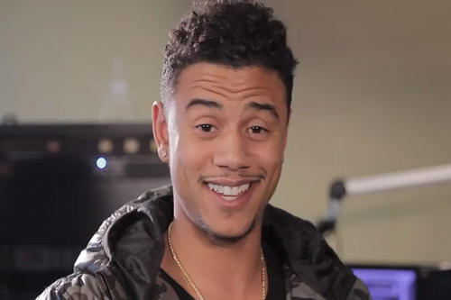 Opinion Lil fizz naked pics something