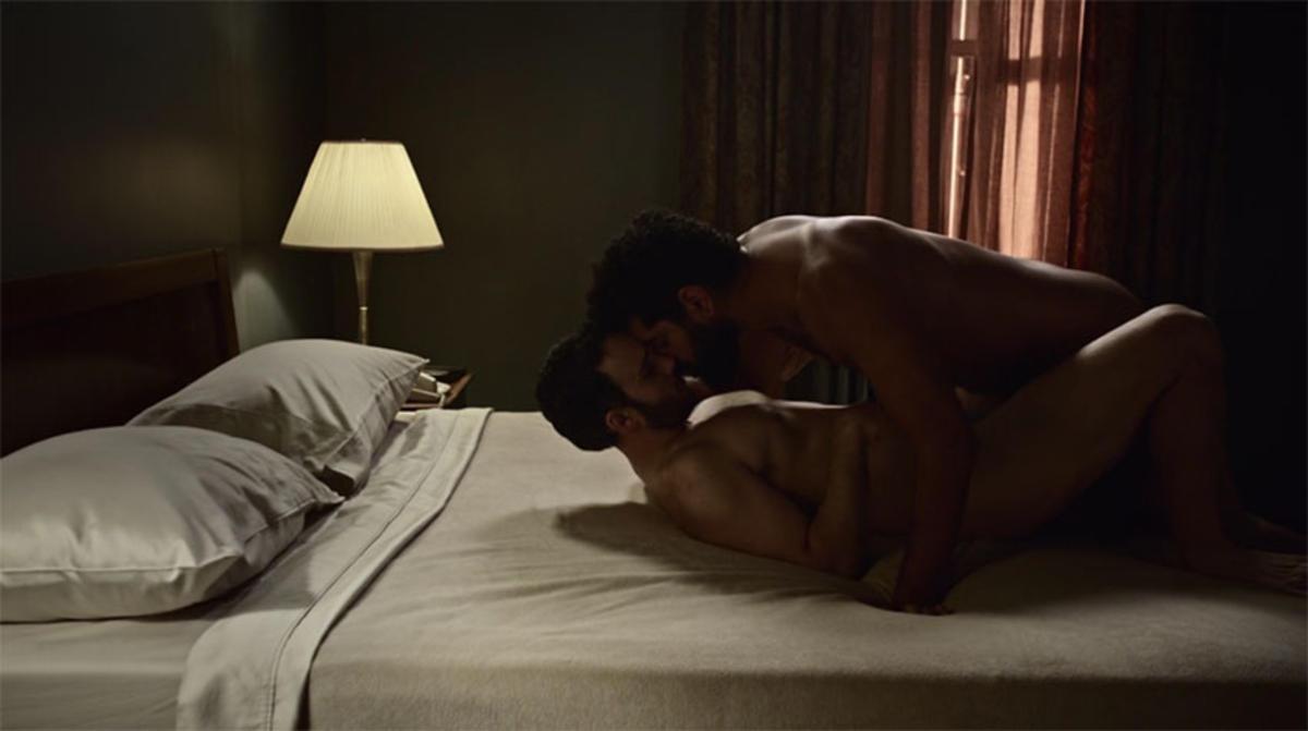 Откровенные Гей Сцены Из Порно