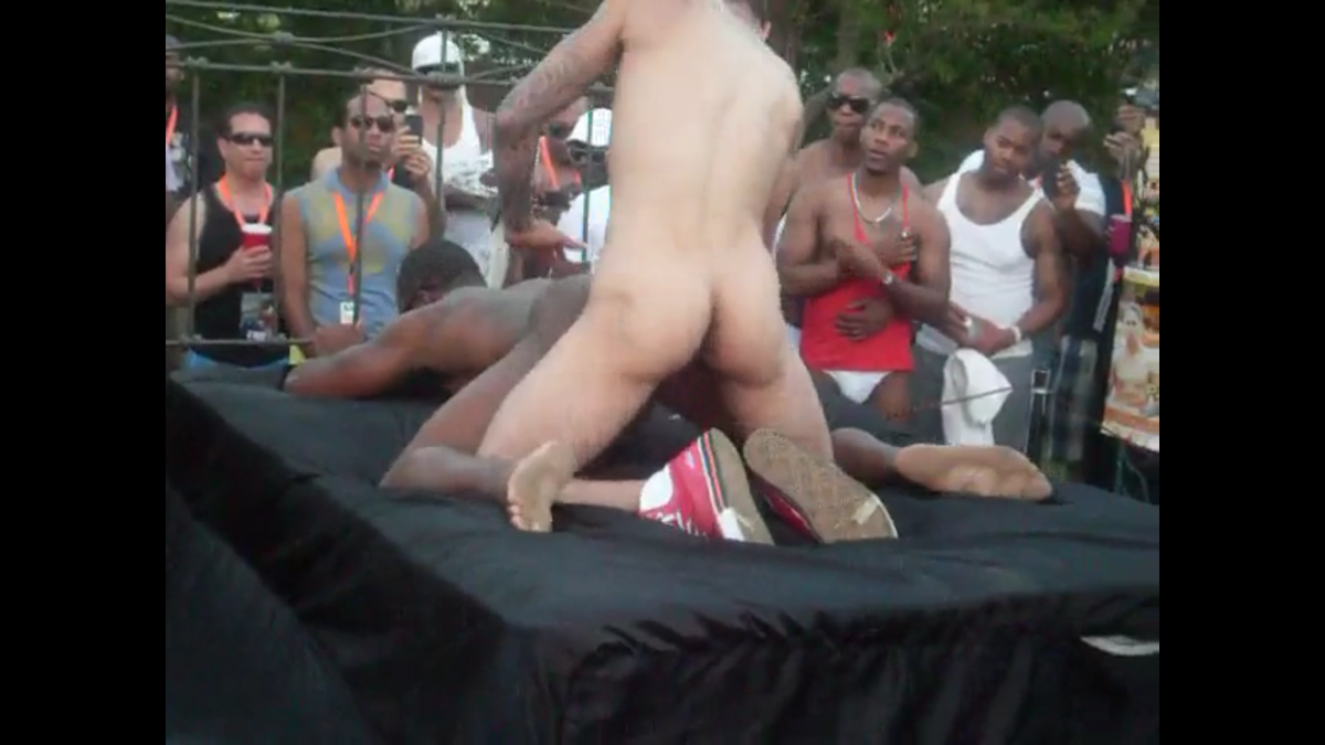 Sex In Front Of An Audience