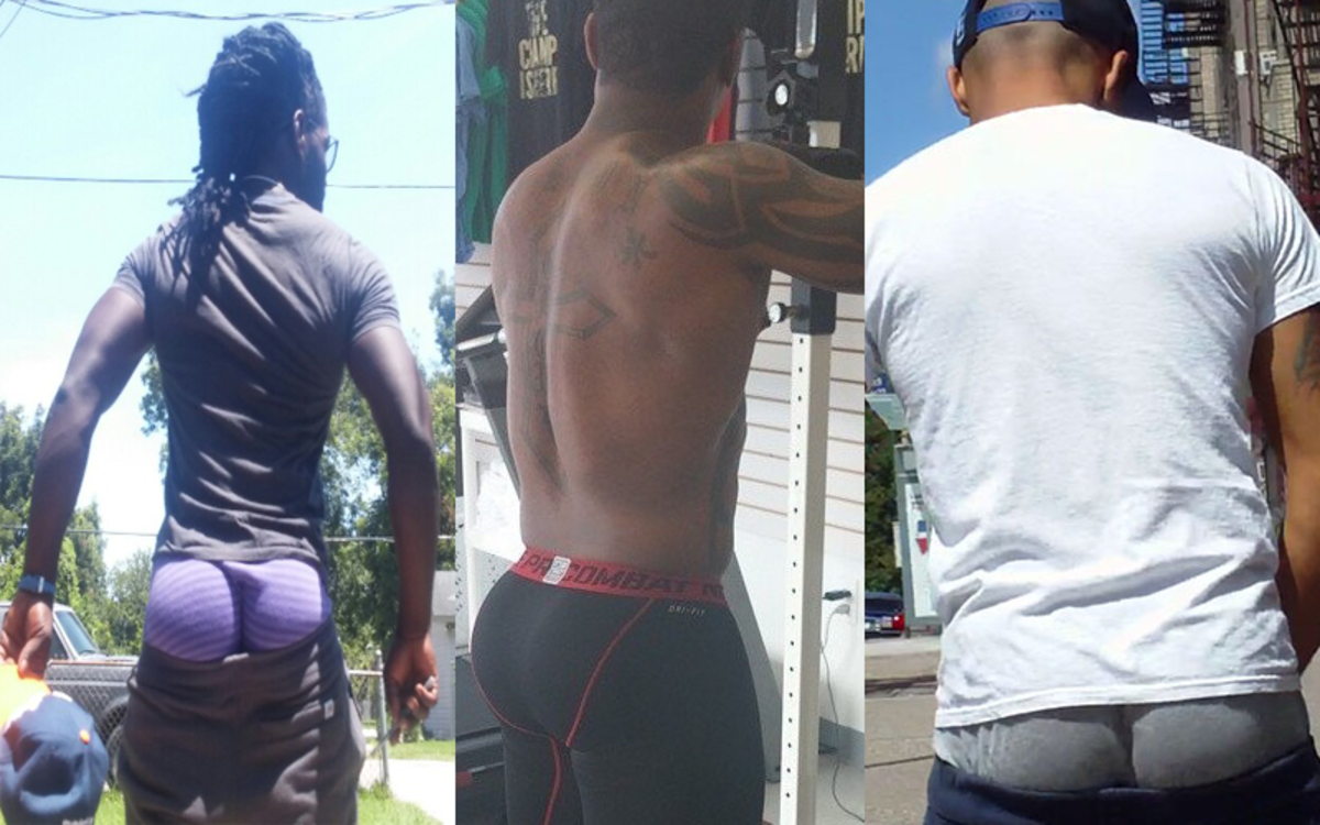 why gay men like round juicy plump asses and the science behind it