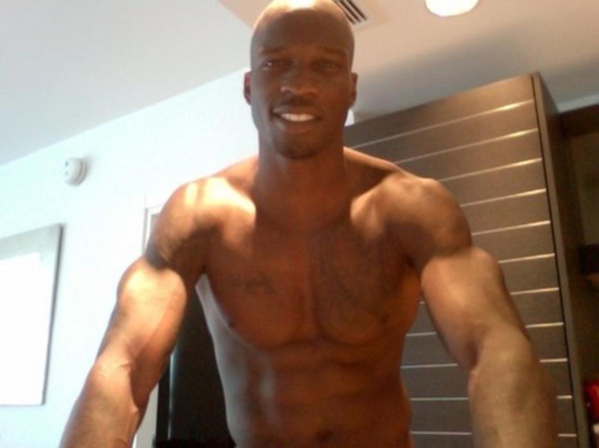 Remarkable, this chad ochocinco naked think, that