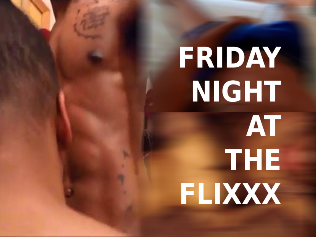 Just Dropping This Off We Like The Sound Of Friday At The Flixx So We May Make It A Weekly Thing Depending On The Response And Feedback