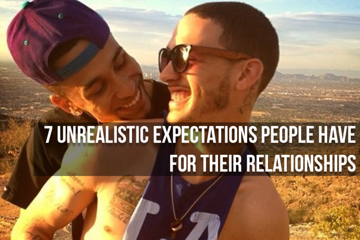 7 Unrealistic Expectations Women Have That Men Will Never Live Up To