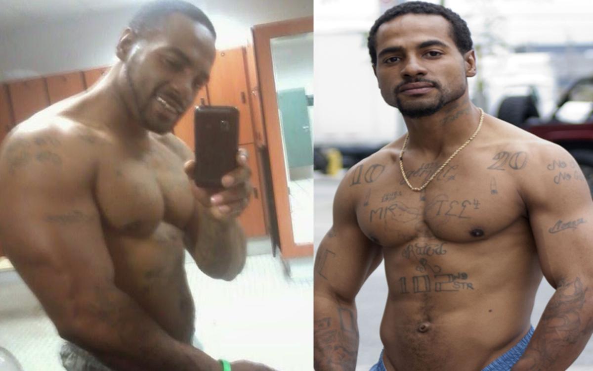 black porn actors Nude male