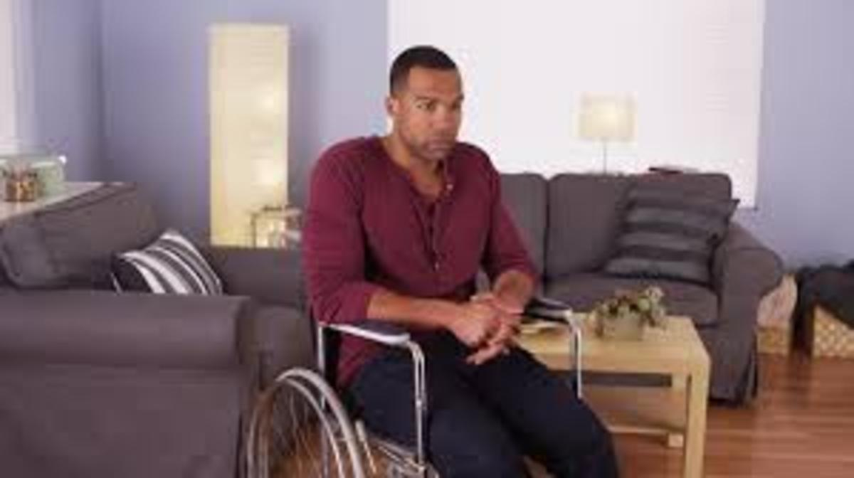 Dating a man with a disabled adult
