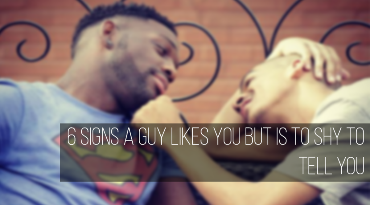flirting signs he likes you meme video clips