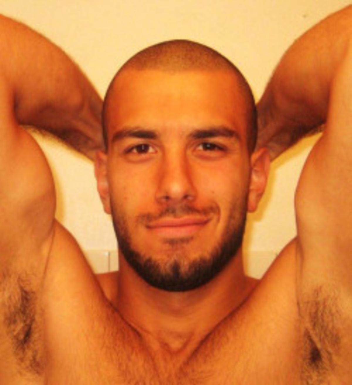 Male stripper emploment