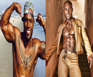 marlon wayans shares post workout photos on 50 shades of